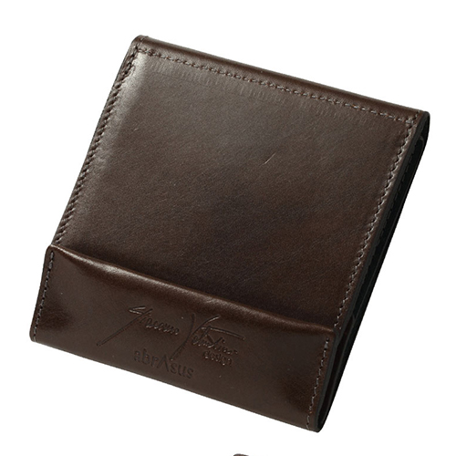 アブラサス薄い財布ジャコモヴァレンティーニ