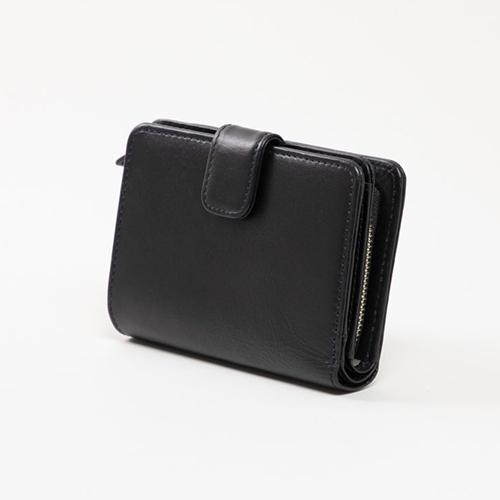 ビジネスレザーファクトリー_ミディアム二つ折り財布