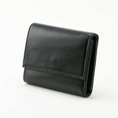 ビジネスレザーファクトリー_三つ折り財布