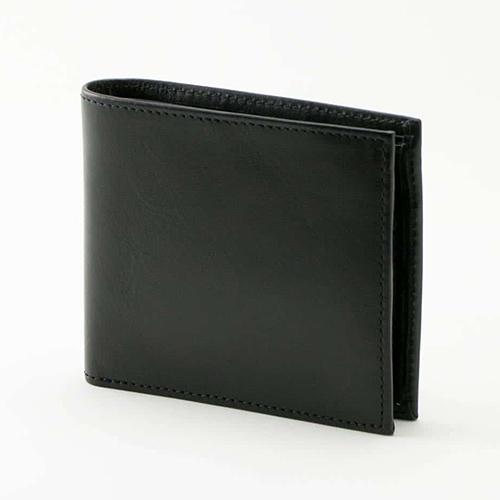 ビジネスレザーファクトリー_二つ折り財布小銭入れあり
