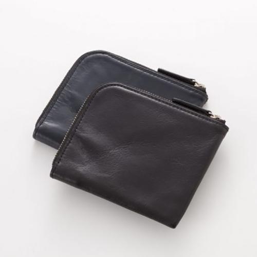 ビジネスレザーファクトリー_L字ファスナー財布